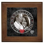 Love is a Beautiful Thing Framed Tile