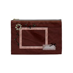 You ve Stolen My Heart Med Cosmetic Bag 1 By Lisa Minor   Cosmetic Bag (medium)   8jbgob26uxyn   Www Artscow Com Front