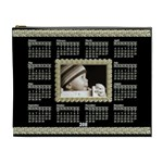 2011 Calendar Cosmetic Case Extra Large - Cosmetic Bag (XL)