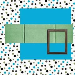 Blue Green Brown  By Brookieadkins Yahoo Com   Scrapbook Page 12  X 12    Q99705lon1j8   Www Artscow Com 12 x12 Scrapbook Page - 9
