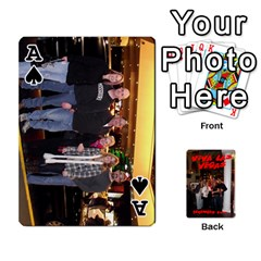 Ace Vegas Mix Cards By Stephie Shell   Playing Cards 54 Designs   Fxymap1dusqw   Www Artscow Com Front - SpadeA