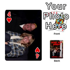 Vegas Mix Cards By Stephie Shell   Playing Cards 54 Designs   Fxymap1dusqw   Www Artscow Com Front - Heart4
