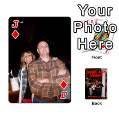 Jack Vegas Mix Cards By Stephie Shell   Playing Cards 54 Designs   Fxymap1dusqw   Www Artscow Com Front - DiamondJ
