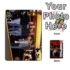 Ace Vegas Mix Cards By Stephie Shell   Playing Cards 54 Designs   Fxymap1dusqw   Www Artscow Com Front - ClubA