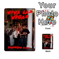 Vegas Mix Cards By Stephie Shell   Playing Cards 54 Designs   Fxymap1dusqw   Www Artscow Com Back