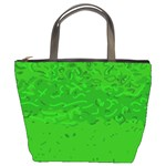 Green Custom Bucket Bag