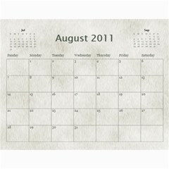 Rescue Calander By Tracy Caccavella Perrin   Wall Calendar 11  X 8 5  (12 Months)   Bkd98l6kn8hs   Www Artscow Com Aug 2011