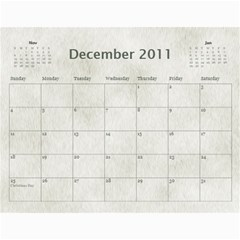 Rescue Calander By Tracy Caccavella Perrin   Wall Calendar 11  X 8 5  (12 Months)   Bkd98l6kn8hs   Www Artscow Com Dec 2011