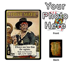 2010 Curse Of The Black Spot By Steve Sisk   Playing Cards 54 Designs   Djp8nlpmeef6   Www Artscow Com Front - Club9