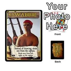 2010 Curse Of The Black Spot By Steve Sisk   Playing Cards 54 Designs   Djp8nlpmeef6   Www Artscow Com Front - Joker1