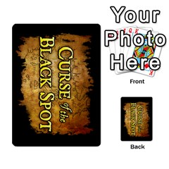 2010 Curse Of The Black Spot By Steve Sisk   Playing Cards 54 Designs   Djp8nlpmeef6   Www Artscow Com Back