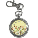 Spring Blossoms Key Chain Watch 1