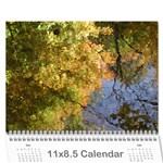 Mom s Calendar101218 - Wall Calendar 11  x 8.5  (12-Months)