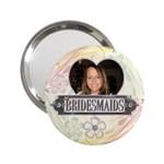 Bridesmaids Handbag Mirror - 2.25  Handbag Mirror