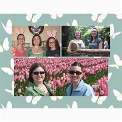 2011 Calendar By Carrie Wardell   Wall Calendar 11  X 8 5  (12 Months)   T0egtyn5c376   Www Artscow Com Month