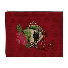 Cosmetic Bag (xl)  Love By Jennyl   Cosmetic Bag (xl)   0zwe5mivgg5u   Www Artscow Com Front