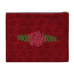 Cosmetic Bag (xl)  Love By Jennyl   Cosmetic Bag (xl)   0zwe5mivgg5u   Www Artscow Com Back