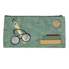 A Good Read Pencil Case By Lisa Minor   Pencil Case   Cal160o0qc3z   Www Artscow Com Back