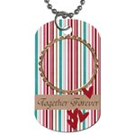 Dog Tag - Together Forever - Dog Tag (One Side)