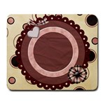 You ve Stolen My Heart Mousepad 1 - Large Mousepad
