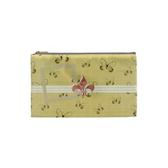 Amore Small Cosmetic Bag 1 By Lisa Minor   Cosmetic Bag (small)   2jkirynly8ou   Www Artscow Com Front