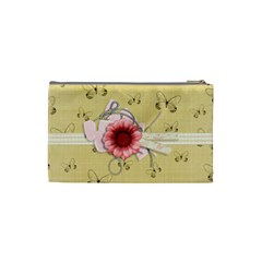Amore Small Cosmetic Bag 1 By Lisa Minor   Cosmetic Bag (small)   2jkirynly8ou   Www Artscow Com Back