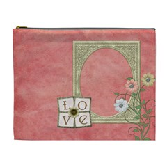 Amore Xl Cosmetic Bag 1 By Lisa Minor   Cosmetic Bag (xl)   Gbbqczlp1e6s   Www Artscow Com Front