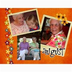 Larson Family 2011 Calendar  By Cindy Larson   Wall Calendar 11  X 8 5  (12 Months)   Haatqc70bq4w   Www Artscow Com Month