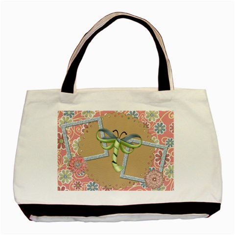 Pips Tote 2 By Lisa Minor   Basic Tote Bag   8l5mdyhix5e2   Www Artscow Com Front