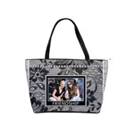 Friendship & Laughter Shoulder Handbag - Classic Shoulder Handbag