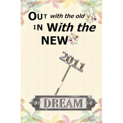 2011 Dream Notebook By Lil    5 5  X 8 5  Notebook   F1t5jp5fmqzh   Www Artscow Com Front Cover