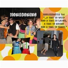 Calendarb By Raquel   Wall Calendar 11  X 8 5  (12 Months)   Egrtntsidiyg   Www Artscow Com Month