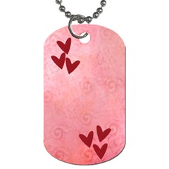 Dog Tag (2 Sides) Be Mine By Jennyl   Dog Tag (two Sides)   Mau1uz1m1es9   Www Artscow Com Back