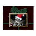 Christmas Memories XL Cosmetic Bag - Cosmetic Bag (XL)