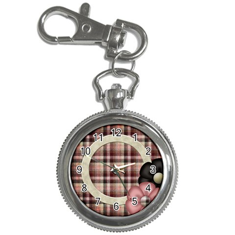 You ve Stolen My Heart Keychain Watch 1 By Lisa Minor   Key Chain Watch   0p8rlh5bgam1   Www Artscow Com Front