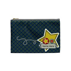 Medium  Cosmetic Case Stars By Jennyl   Cosmetic Bag (medium)   Fy0kwz46yk9g   Www Artscow Com Front