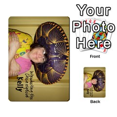 Chiacs Return By Hertelalice    Multi Purpose Cards (rectangle)   O8iuaxckrmoa   Www Artscow Com Back 4