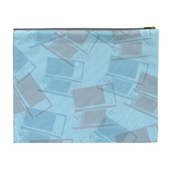 Gamesbag By Patricia W   Cosmetic Bag (xl)   Icy9ttdc6g0d   Www Artscow Com Back