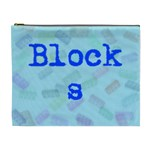 Blocks - Cosmetic Bag (XL)