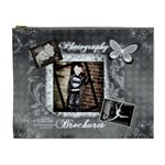 photography brochure holder bag - Cosmetic Bag (XL)
