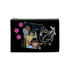 Tammy By Chrystal Sulak   Cosmetic Bag (medium)   412035zlv825   Www Artscow Com Front