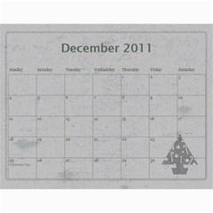 2011 By Sheri$ Pullen   Wall Calendar 11  X 8 5  (12 Months)   Pois43s4gvvf   Www Artscow Com Dec 2011