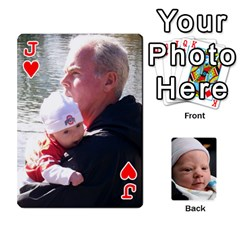 Jack 2010 Holiday Alex Cards 3 By Nick Long   Playing Cards 54 Designs   Upj4yhald1bp   Www Artscow Com Front - HeartJ