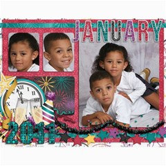 2011 Calendar By Sheila Irish   Wall Calendar 11  X 8 5  (12 Months)   2g4itdh1pe7c   Www Artscow Com Month