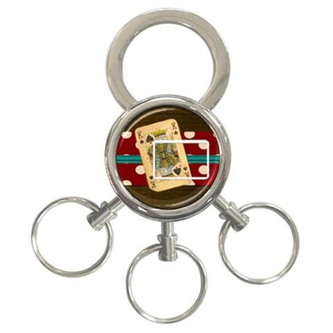 By Brookieadkins Yahoo Com   3 Ring Key Chain   Suftu99u3edt   Www Artscow Com Front