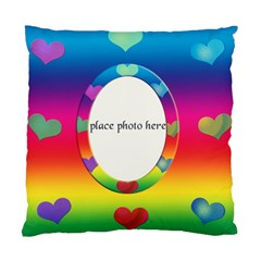 All About Love Cushion By Kdesigns   Standard Cushion Case (two Sides)   8t2xd8hrsjkl   Www Artscow Com Back