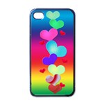 allaboutlove_iphonecase - Apple iPhone 4 Case (Black)