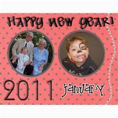 Mema Calendar By Harmony   Wall Calendar 11  X 8 5  (12 Months)   Lulyrso4bfyu   Www Artscow Com Month