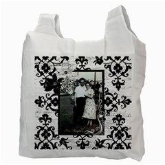 Honeymoon Recycle Bag By Catvinnat   Recycle Bag (two Side)   Yvimod60ycuq   Www Artscow Com Back