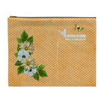 XL cosmetic case- Happines - Cosmetic Bag (XL)